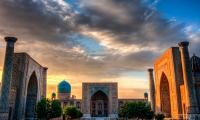 Registan Meydanı