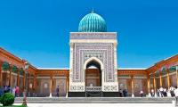 Место зиярата  имама аль-Бухари